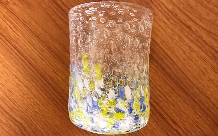 琉球グラス体験_ 5